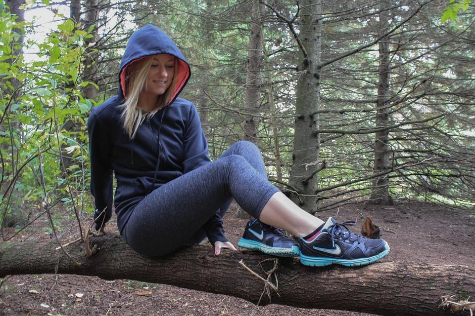 Sepatu untuk pendaki wanita
