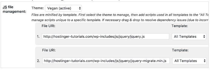 Render-blocking Javascript And CSS