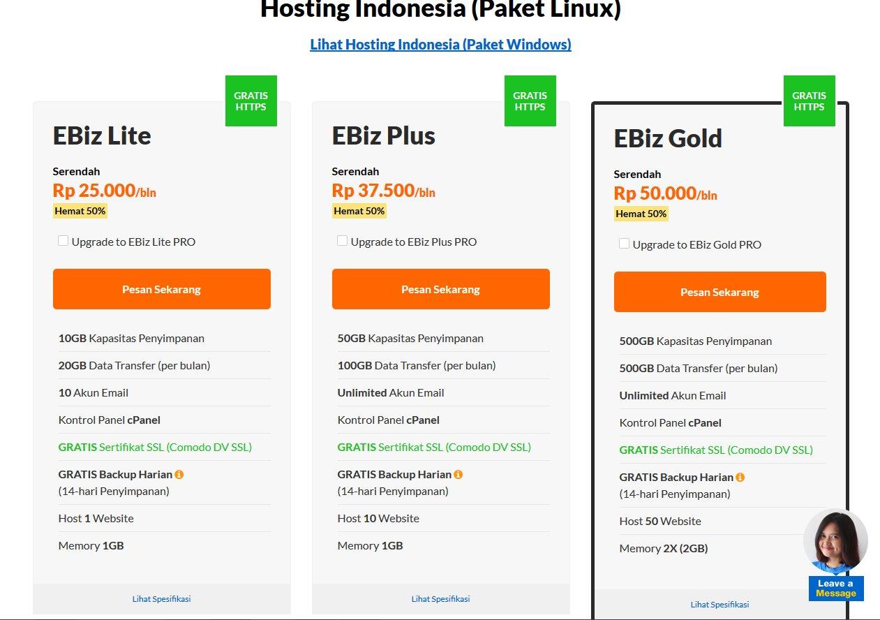 Cara Memilih Hosting Terbaik Indonesia 1