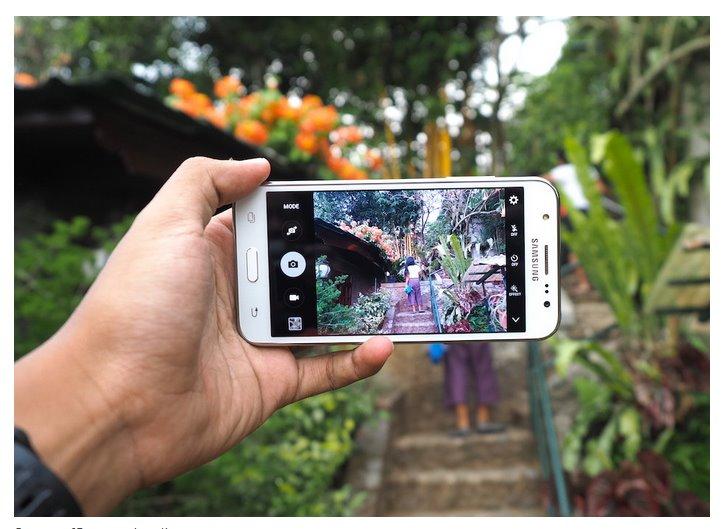Tips Kamera android