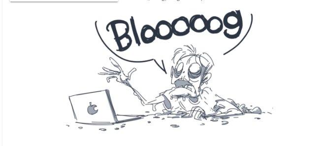 seo di blog zombie