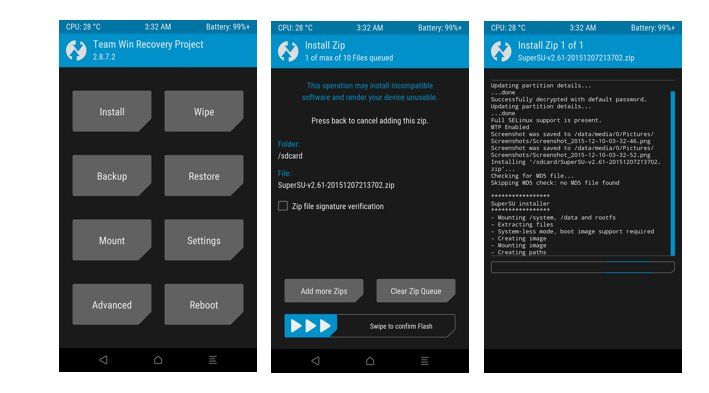 Download TWRP Recovery IMG