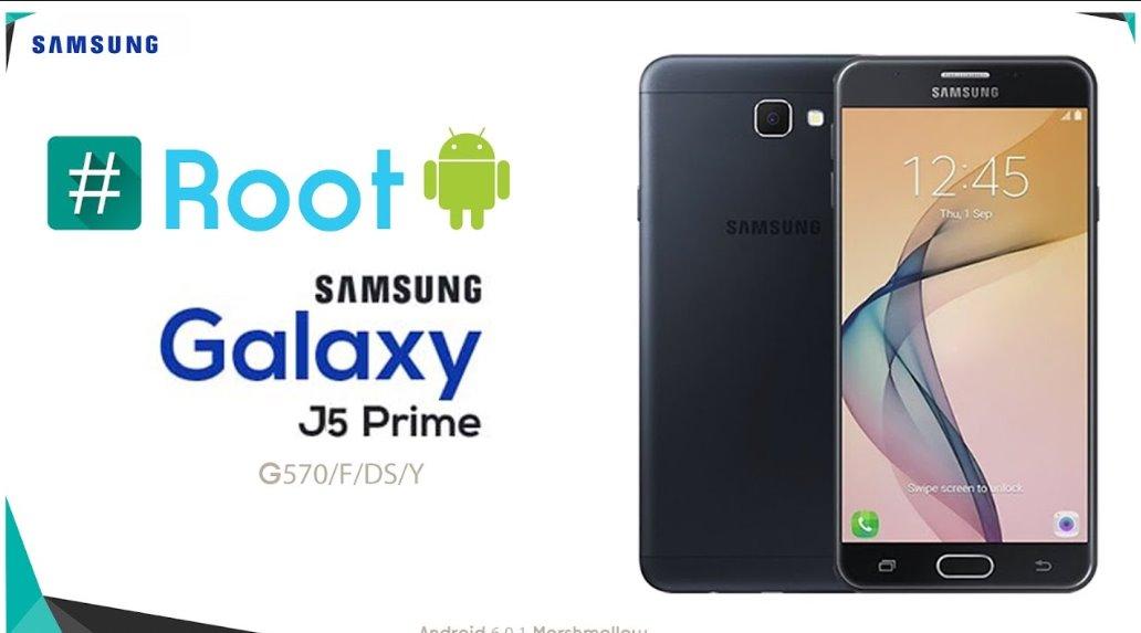 Cara Mudah Flash, Root, dan Install TWRP Samsung J5 Prime 3