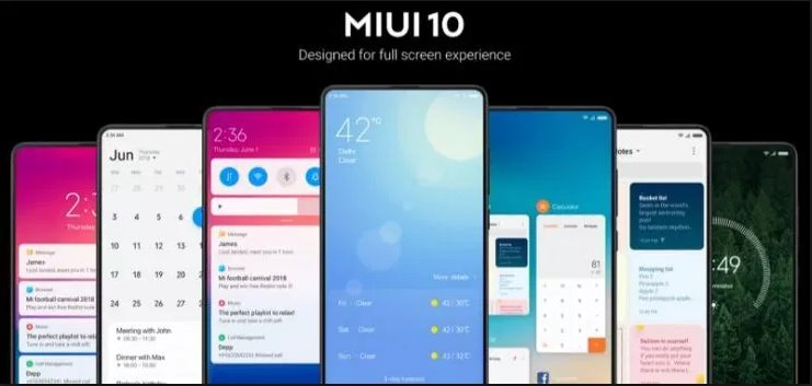 update HP Xiaomi ke MIUI 10 stable