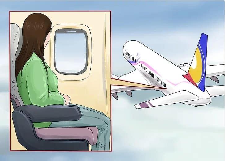 Menyelamatkan Diri dari Kecelakaan Pesawat Terbang