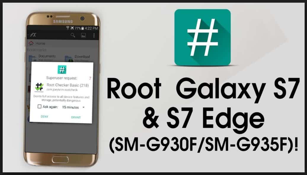 Cara Root Samsung Galaxy S7 dan Edge, Jangan Lupa Instal TWRP nya juga 10