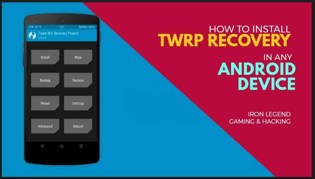 Cara Root Oppo F5 Tanpa PC, Unlock Bootloader Dan Instal TWRP