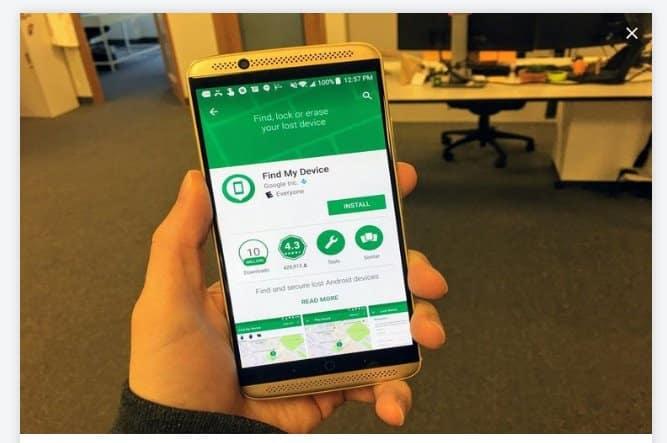 Cara Mencari Perangkat Saya di Android yang Hilang Ampuh 1