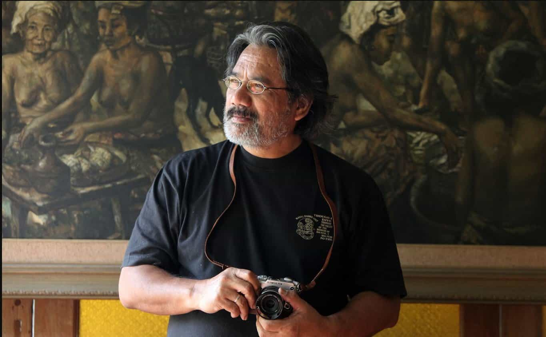 Belajar Fotografi Ala Darwis Triadi