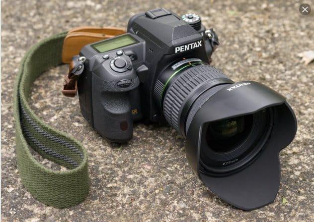 Pentax K-3 II untuk pemula