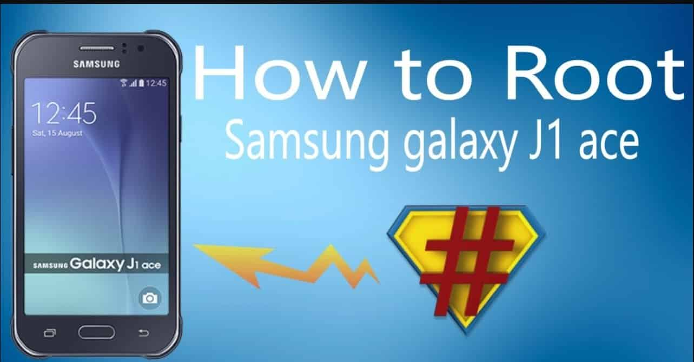 Cara Root HP Samsung J1 Ace Dan Instal TWRP Dengan Cara Yang Sangat Mudah, Bonus Stock ROM