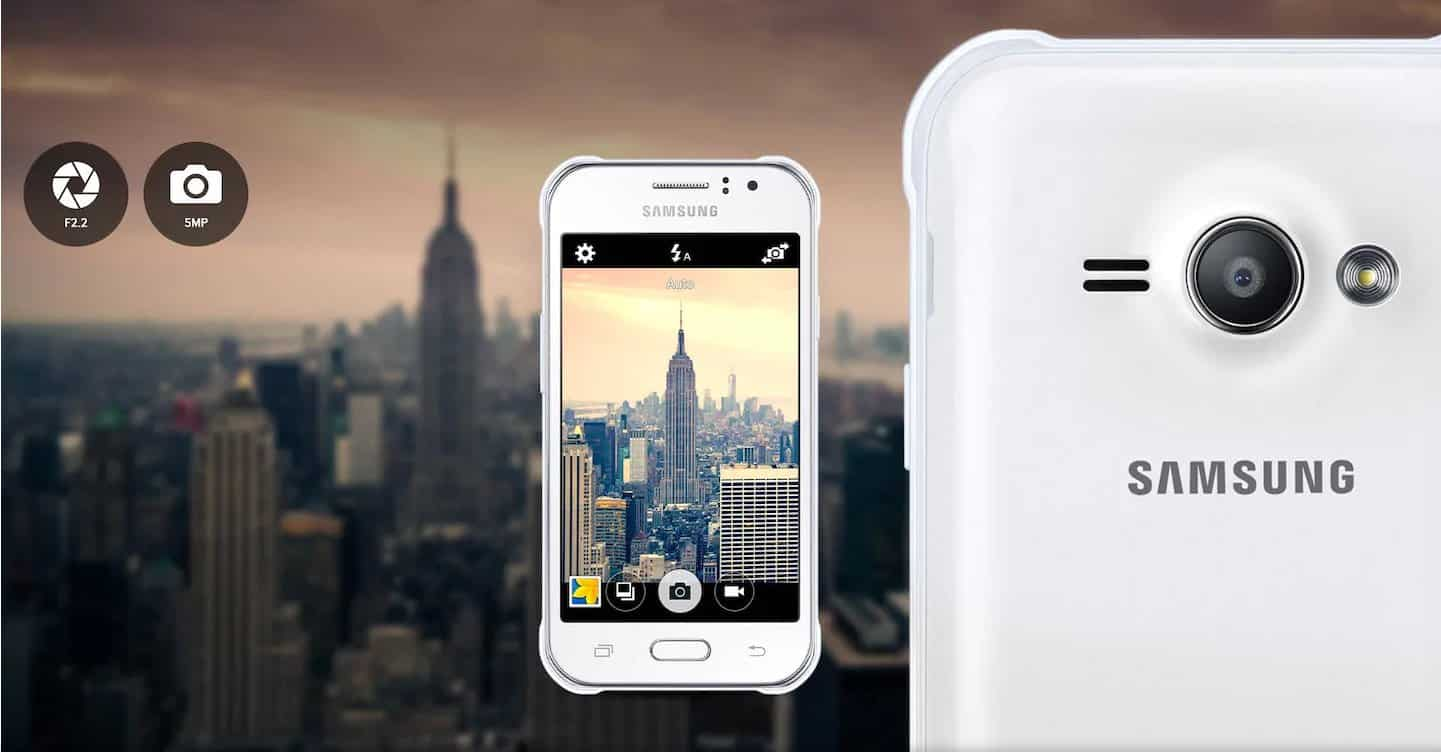 Spesifikasi Singkat Samsung J1 Ace