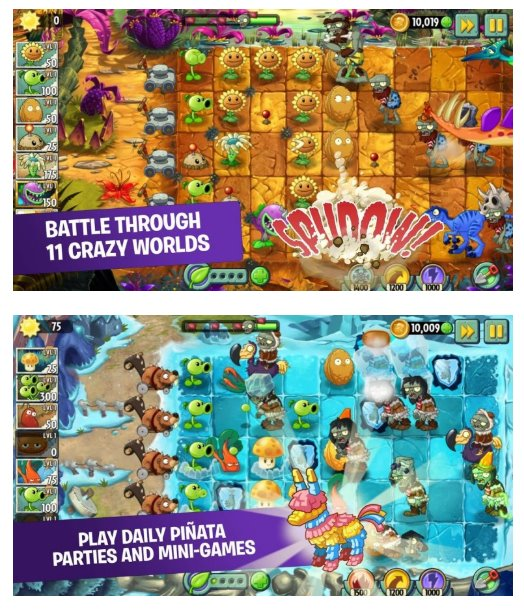 Cheat Plant Vs Zombies PC