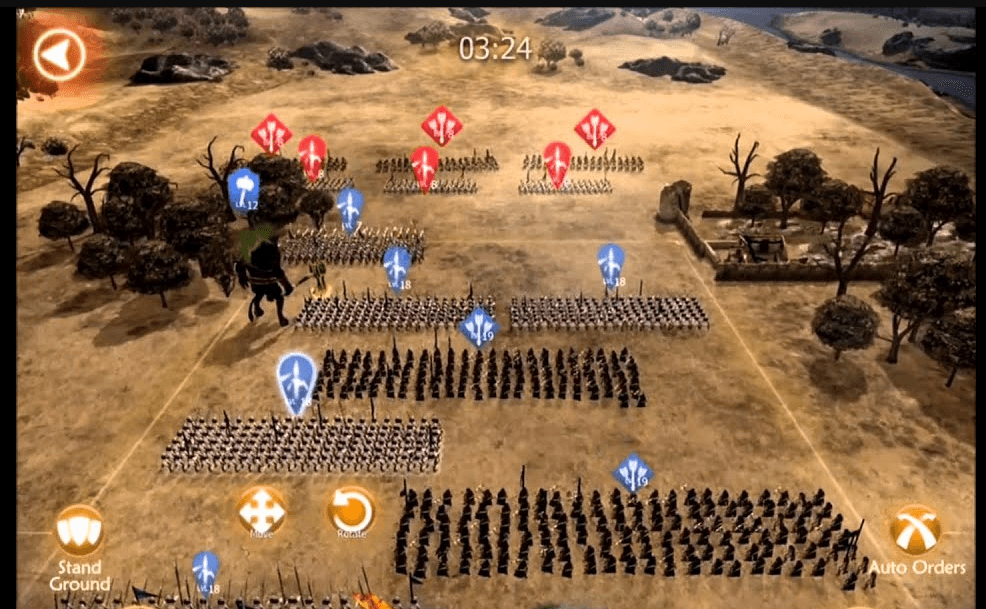 Dawn Of Titans Mod Apk Data Free Shopping Terbaru Gratis