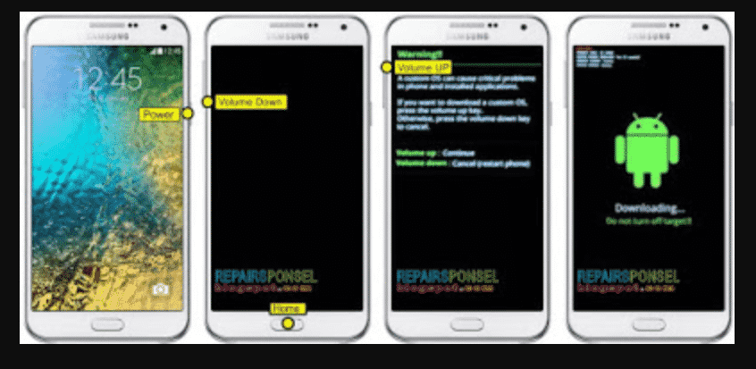 Bootloop Pada Samsung Galaxy J2 Pro