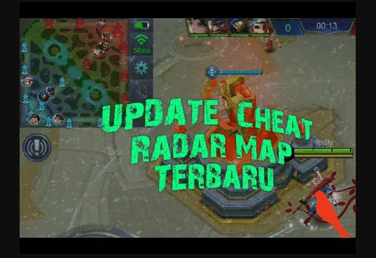 Cheat Map Mobile Legend