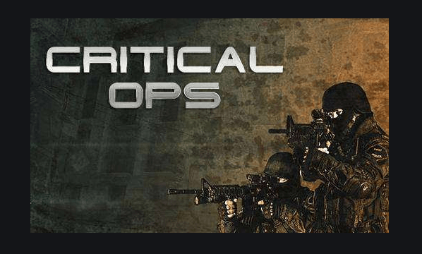 Download Cheat Critical Ops Mod APK Dan OBB Data Terbaru
