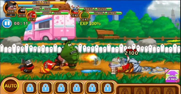 Cheat Larva Heroes Mod