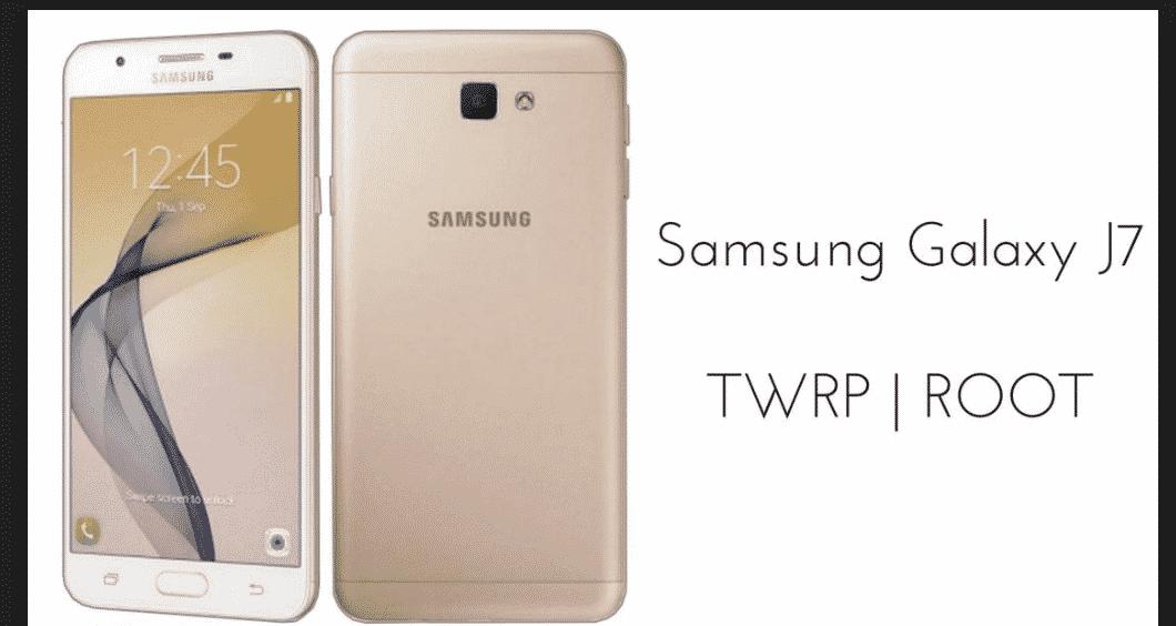 Cara Root Dan Instal TWRP Samsung Galaxy J7
