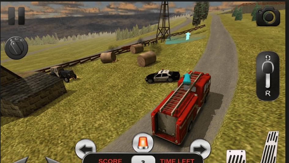 Game Drive Simulator