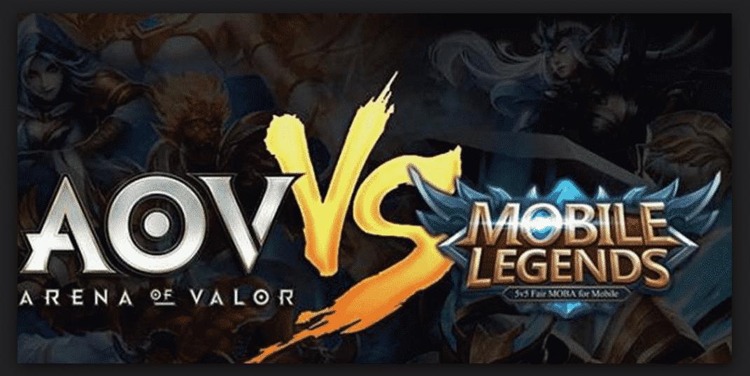 mobile legend atau AOV