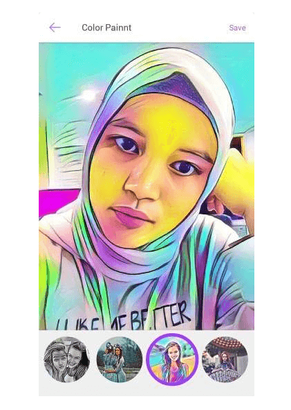 color photo lab editing