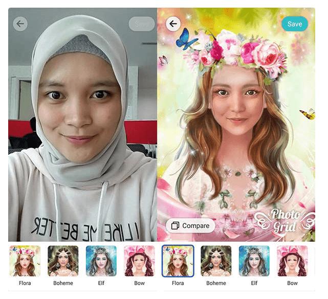 15 Aplikasi Edit Foto Jadi Kartun dan 3D Di Android Atau iOS Terbaik 2019