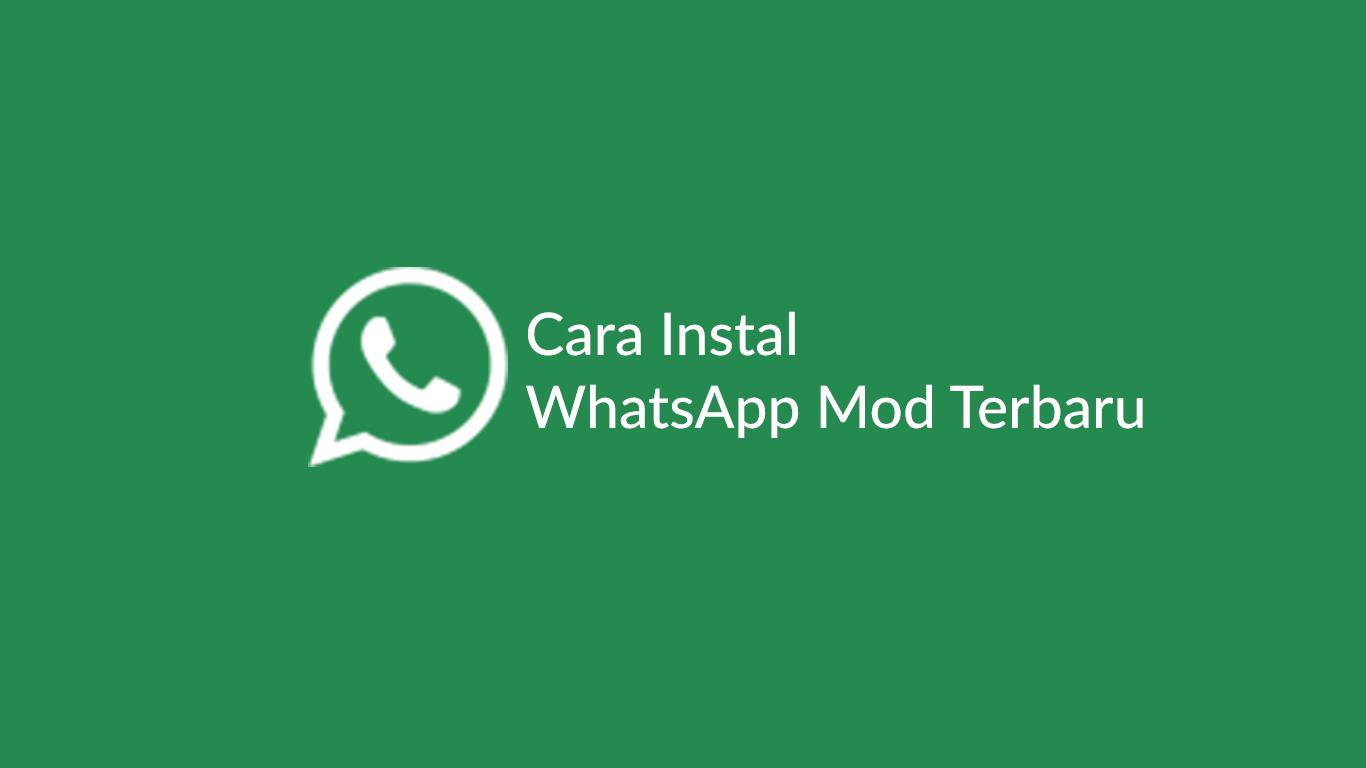 Cara Instal Whatsapp Mod Dengan Aplikasi GBWhatsapp Mudah Dan Bikin Tampilan semakin Keren 2